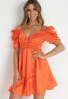 Koralowa Sukienka Evenhall
