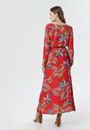 Czerwona Sukienka Cliffbay