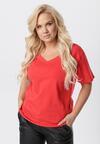 Czerwony T-shirt Genilin