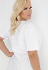 Biały T-shirt Aetheriel