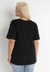Czarny T-shirt Aetheriel