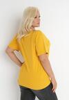 Żółty T-shirt Aetheriel