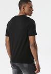 Czarna Koszulka Pixyphe