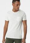 Biała Koszulka Oceshell