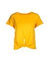 Żółty T-shirt Therial
