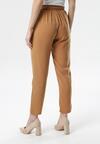Jasnobrązowe Spodnie Sinoesa