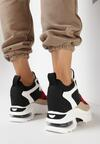 Czarne Sneakersy Thefer