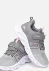 Szaro-Różowe Buty Sportowe Evacea