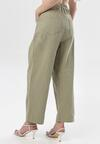 Zielone Spodnie Dorymene