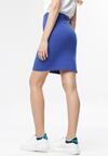Niebieska Spódnica Aroanisse