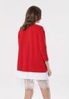 Czerwona Sukienka Khusea