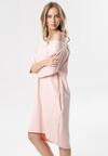 Jasnoróżowa Sukienka Iaomine