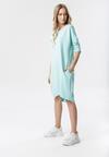 Jasnoniebieska Sukienka Iaomine