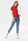 Czerwony T-shirt Malinore