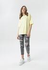 Żółty T-shirt Crialacia
