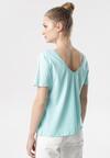Jasnoniebieski T-shirt Laigana