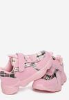 Różowe Buty Sportowe Oaramere