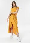 Żółta Sukienka Yanora
