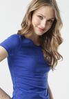Niebieski T-shirt Echolaira