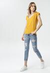 Żółty T-shirt Luaphis