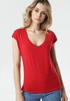 Czerwony T-shirt Luaphis