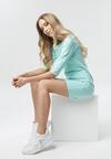 Jasnoniebieska Sukienka Eleynard