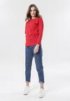 Czerwona Bluza Bessie