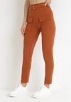 Jasnobrązowe Spodnie Dorypeia