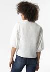 Biała Bluzka Rhedia