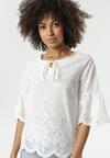 Biała Bluzka Abaphite