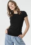 Czarny T-shirt Echolaira