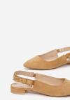Camelowe Sandały Nautiria