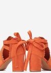 Pomarańczowe Botki Morea
