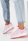Fuksjowe Sneakersy Asitrise