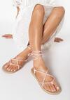 Różowe Sandały Eirereida
