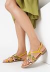 Żółte Sandały Physatai