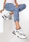 Białe Sneakersy Merilla