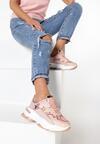 Różowe Sneakersy Merilla