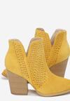Żółte Botki Nereimora