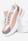 Różowe Sneakersy Castymes