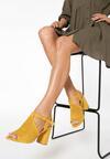 Żółte Sandały Aqiarissa