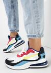 Białe Sneakersy Daeilina