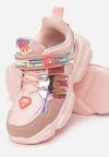 Różowe Buty Sportowe Aranoire