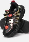 Czarne Buty Sportowe Aranoire
