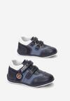Granatowo-Niebieskie Buty Sportowe Synagale