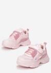 Różowe Buty Sportowe Thelronei