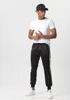 Czarne Spodnie Melossa