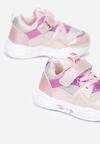 Różowe Buty Sportowe Echophei