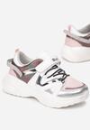 Różowe Buty Sportowe Merilody