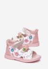 Różowe Sandały Rhenerei